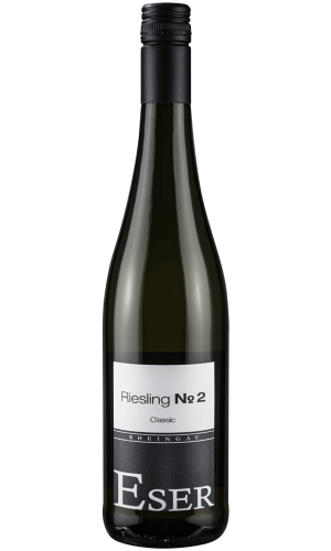 Eser Riesling No 2 Classic