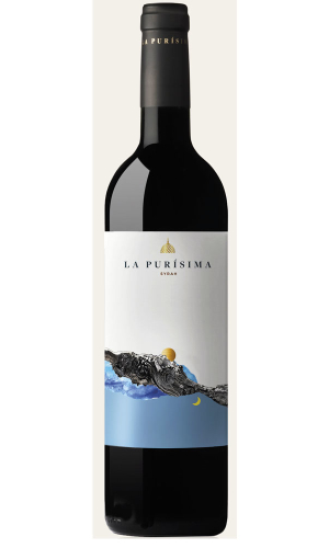 La Purisima Syrah Do Yecla