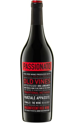Vino Pellegrino Passionato - Old Vines