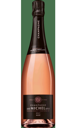 Jose Michel Champagner Brut Rose