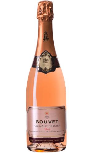 Bouvet Cremant de Loire Rose
