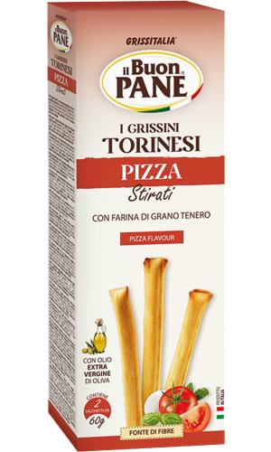 Il Buon Pane Grissini Torinesi- Pizza