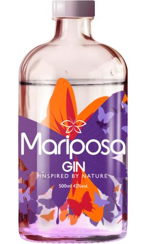 Gin Mariposa