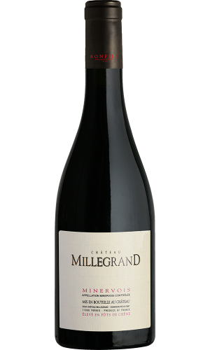 Chateau Millegrand Rouge Minervois
