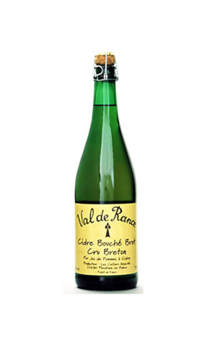 Val de Rance Cru Breton Cidre Brut