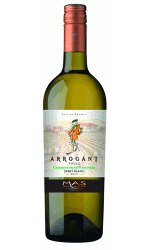 Arrogant Frog Chardonnay & Viognier IGP Pays dOc