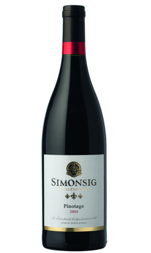 Simonsig Pinotage Stellenbosch