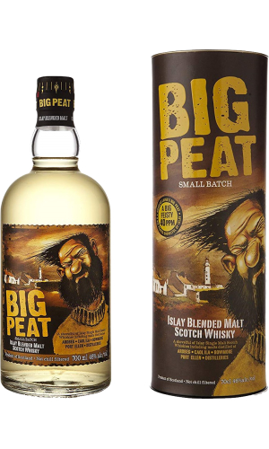 Big Peat Islay Blended Malt Scotch Whiskey