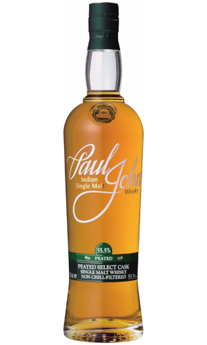 Paul John Indian Single Malt Peated